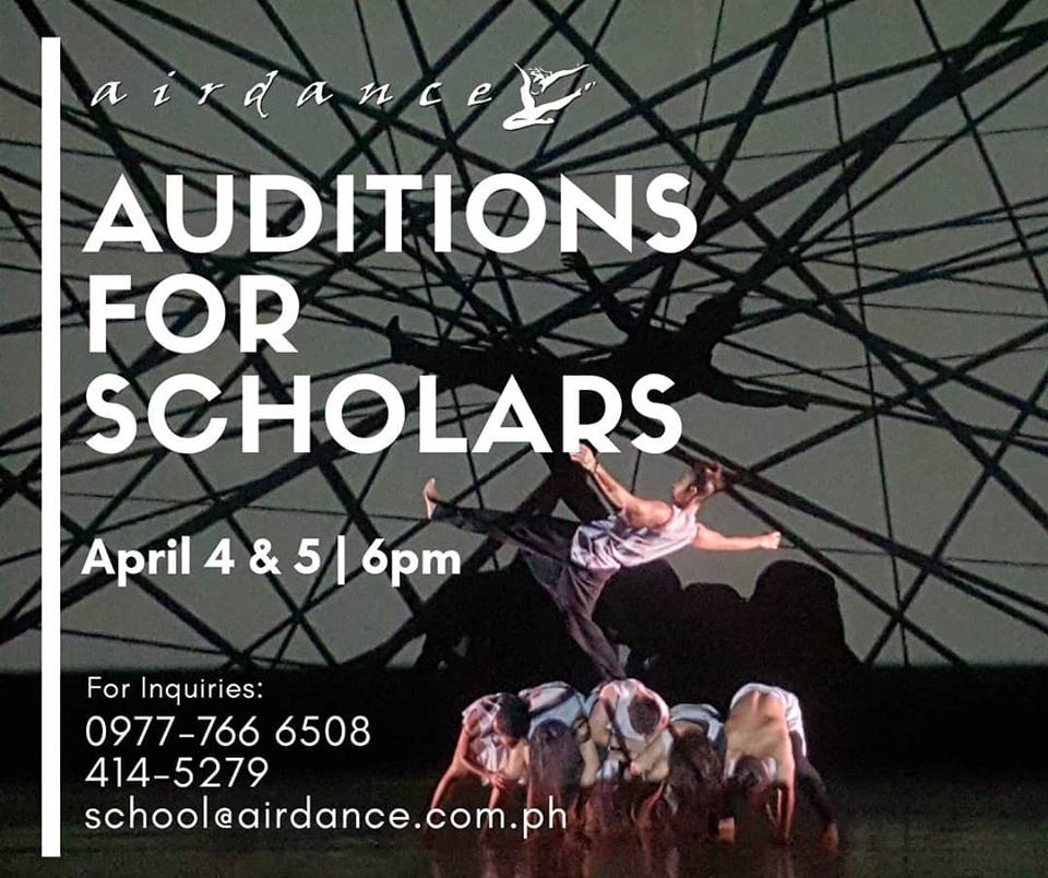 Auditions For Scholars
