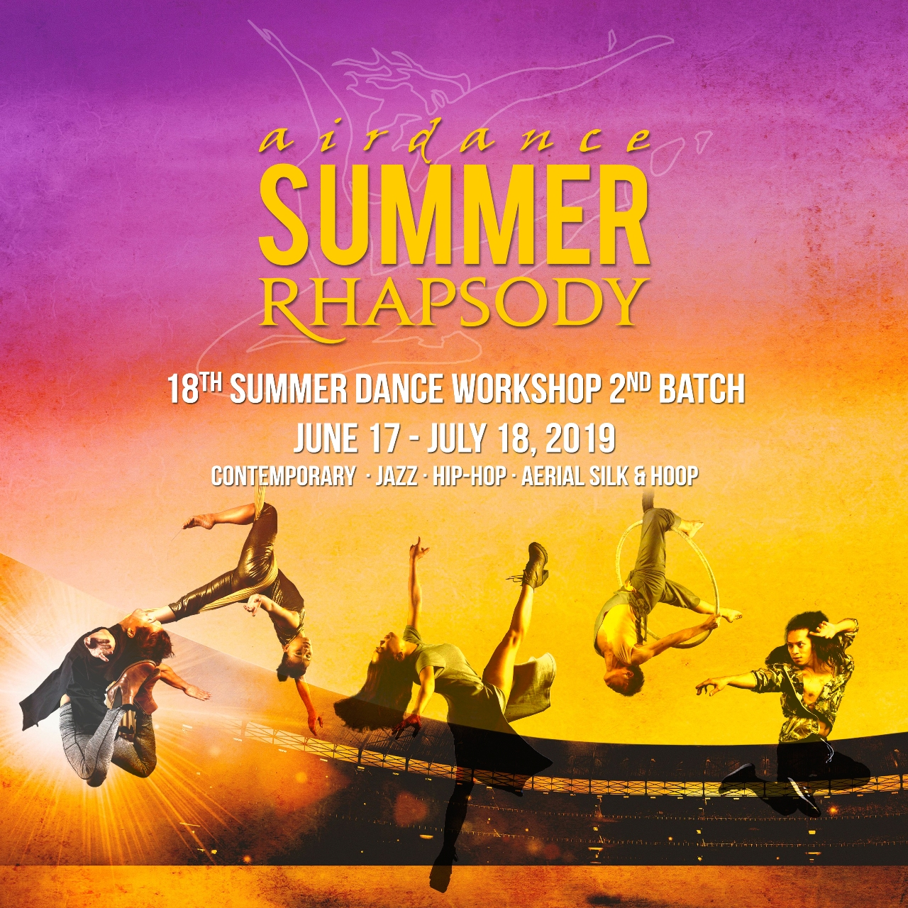 2nd Batch of Summer Rhapsody - 18th Summer Dance Workshop
